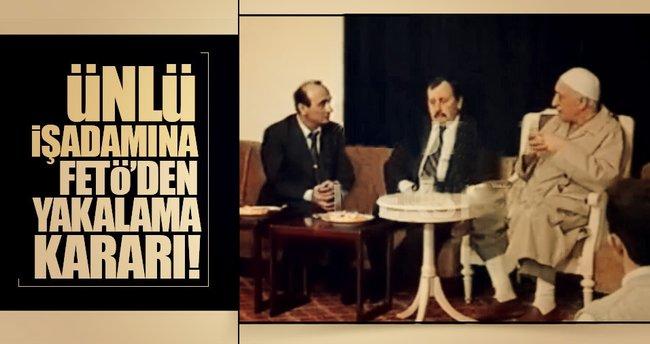 İhsan Kalkavan'a FETÖ'den yakalama kararı