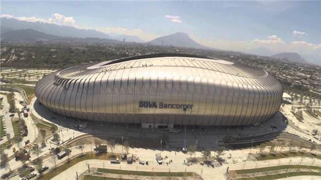 2015'in en iyi stadyumları!