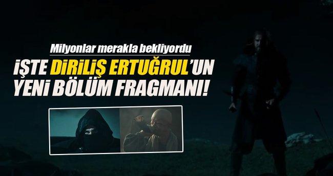 Diriliş Ertuğrul 3. sezon (yeni bölüm) fragmanı yayınlandı