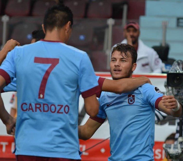 Trabzonspor -  Kasımpaşa maçının fotoğrafları