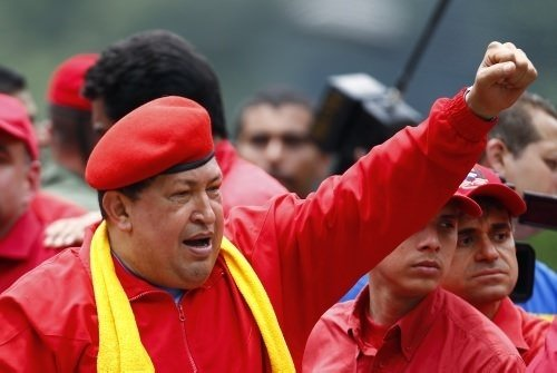 Chavez meydanlarda