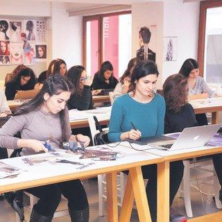 Moda eğitimi almak isteyen yabancılar İstanbul'a akın ediyor