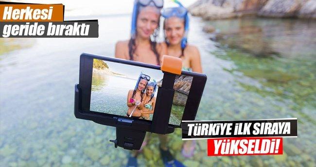 Türkiye, turizmde birinci sıraya yükseldi