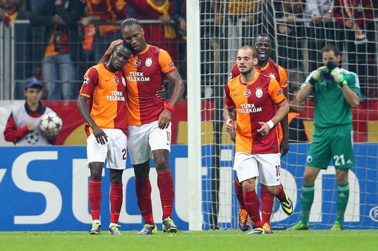 UEFA en iyi 11'i seçti!