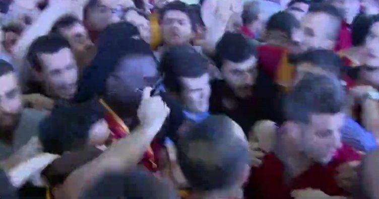 Gomis, İstanbul'a geldi