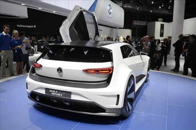 Golf GTE plug-in
