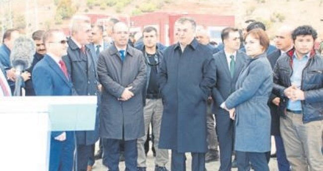 Sarıtepe-Demirciler rüzgâr santrali açıldı