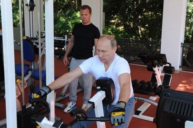 Putin'den Rus halkına güç gösterisi