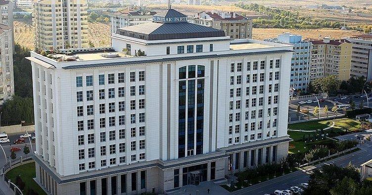 AK Parti MKYK toplantısı sona erdi!