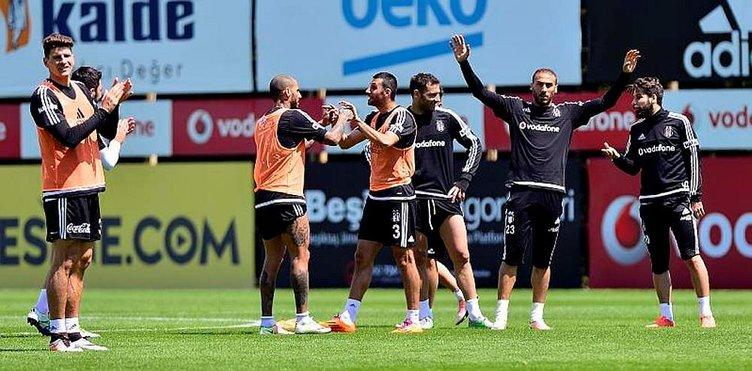 Beşiktaş idmanında tekme tokat kavga iddiası!
