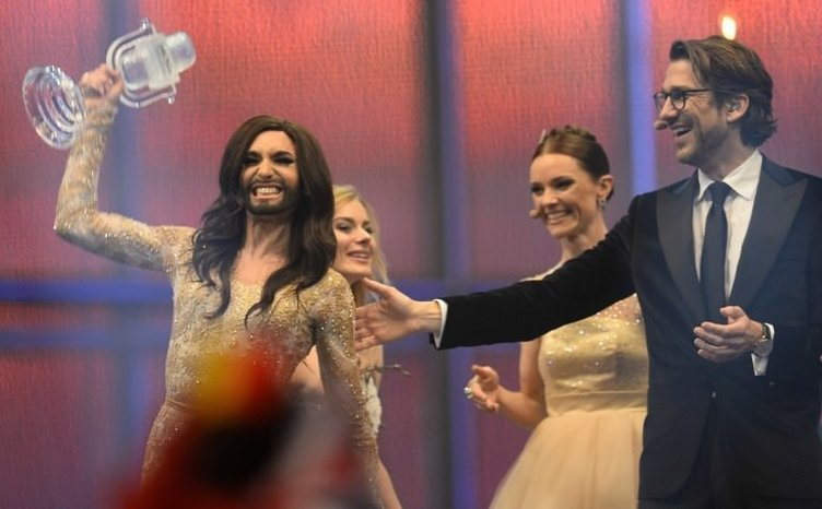 Eurovision 2014'ü Avusturya kazandı