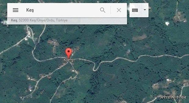 Görenleri şaşırtan köy isimleri