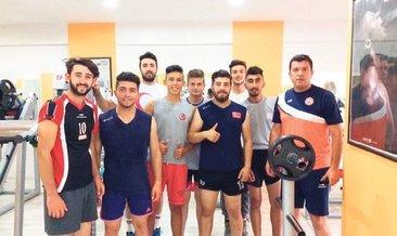 Develi Belediyespor'da hedef play-off