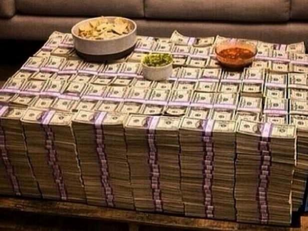 Zenginliğin fotoğrafları