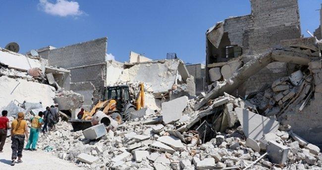 Esed rejimi ateşkesi 254 kez ihlal etti
