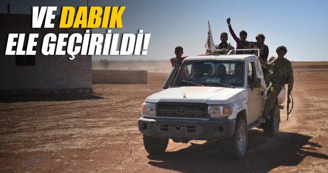 Dabık Köyü ve Soran beldesi DEAŞ'tan alındı!