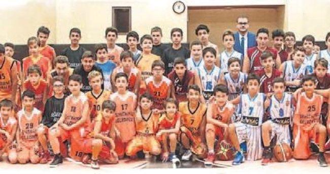 Gaziantep'te Basketbol Cumhuriyet Kupası