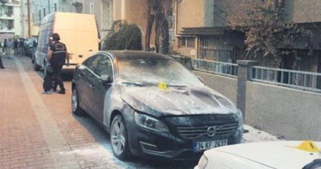Avcılar Gümüşpala'da 28 araç kundaklandı