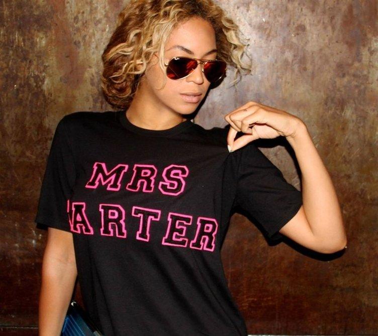 Beyonce bu fotoğrafları ilk kez yayınladı