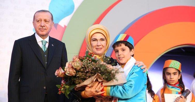 Cumhurbaşkanı Erdoğan iftara katıldı