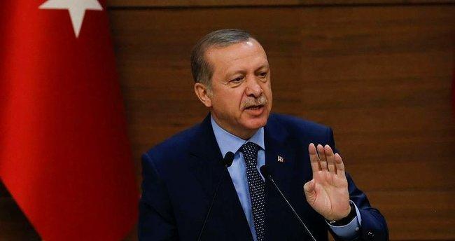 Erdoğan: BM yapısının aynı şekilde durması doğru değil