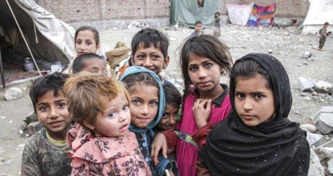 Sığınmacı 560 çocuk kayboldu