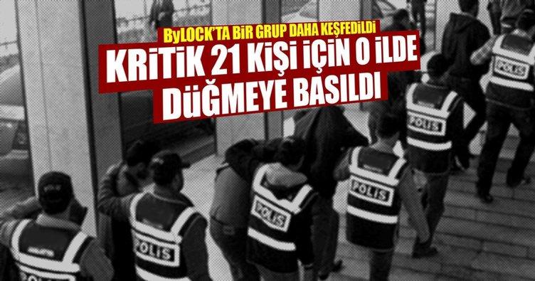 ByLock'ta yeni dalga: 14 gözaltı