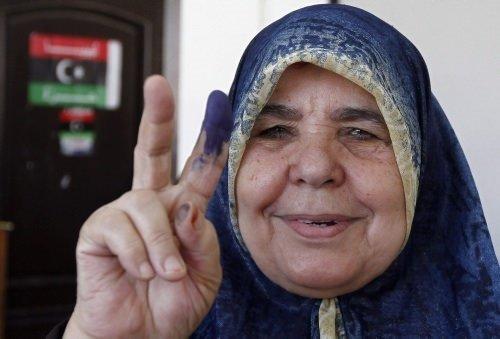 Libya'da tarihi seçimler