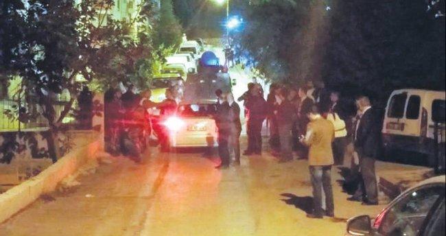 Çevik Kuvvet'e silahlı saldırı