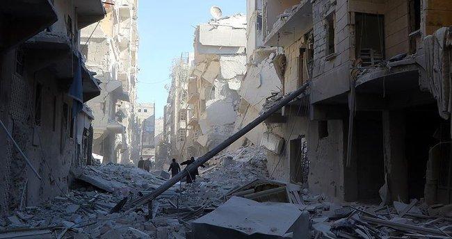 BM'den 'Halep'i mezar olmaktan kurtarın' çağrısı