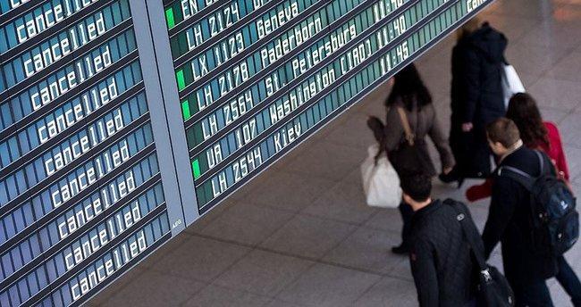 Lufthansa'da pilotlar yeniden greve gidiyor!