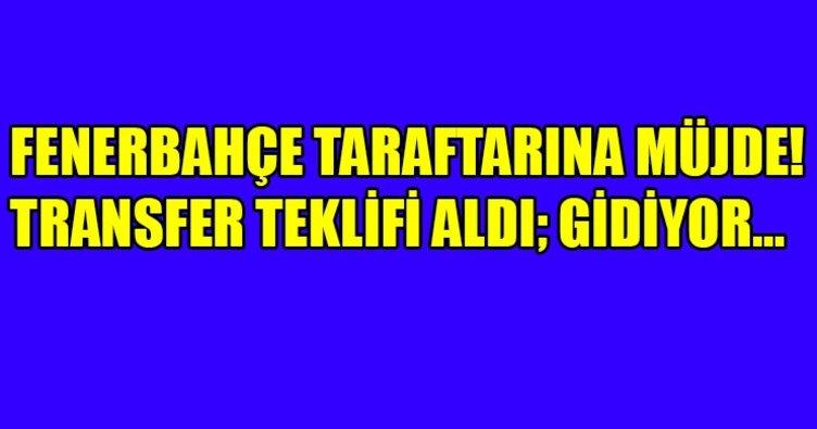 Son dakika Fenerbahçe transfer haberleri! 18 Temmuz...
