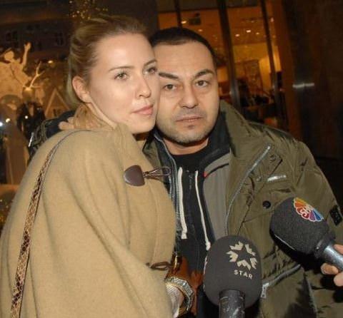 Serdar Ortaç: Karıma feda olsun!