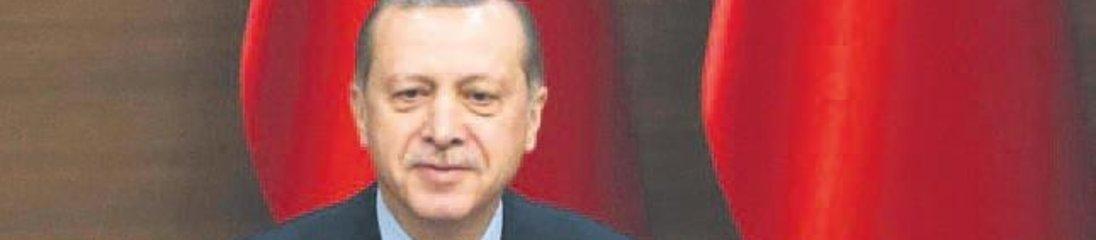 Cumhurbaşkanı Recep Tayyip Erdoğan: 'Milletime teşekkürler'