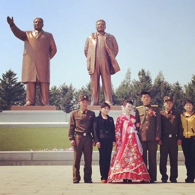 Kuzey Kore'yi hiç böyle bilmezdik