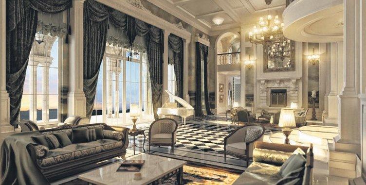 İşte Gülen'in Beyaz Saray'ı