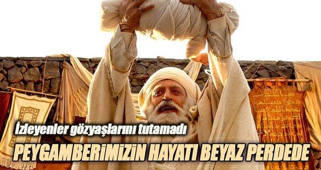 Hz. Muhammed'in hayatı beyaz perdede