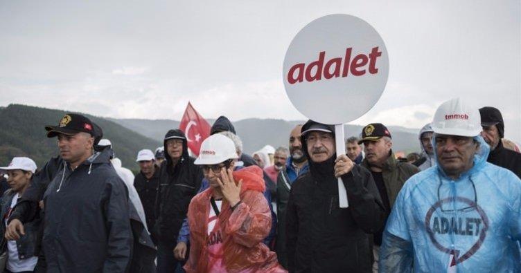 Kılıçdaroğlu Türk milleti için yürüseydi daha iyi olurdu