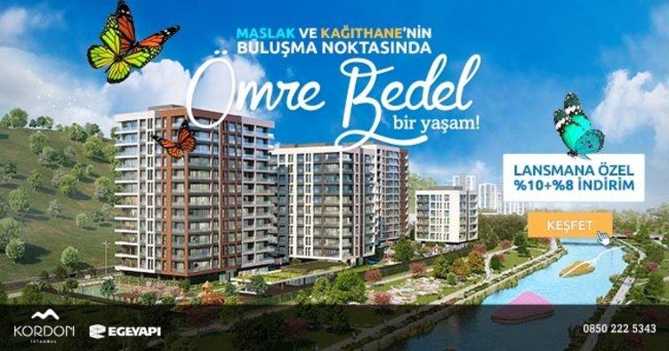 Suyun Kıyısında Ömre Bedel Bir Yaşam: Kordon İstanbul satışta!