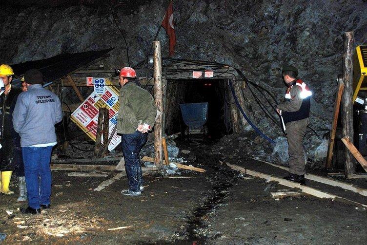 Krom madeninde gaz zehirlenmesi: 2 ölü