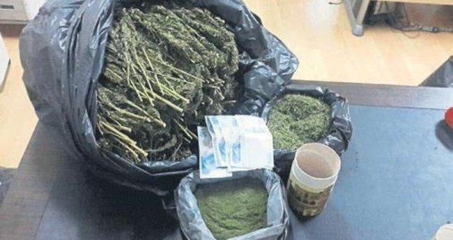 Adana'da uyuşturucu operasyonu düzenlendi