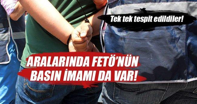 FETÖ'nün 'imamlarına' yakalama kararı