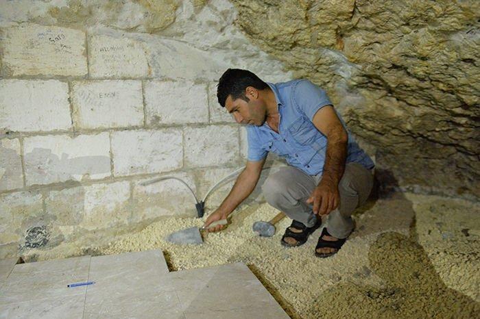 Hazreti İbrahim'in makamı yenileniyor