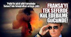 Rusya'nın füzesi 'Satan 2'nin ilk fotoğrafları ortaya çıktı