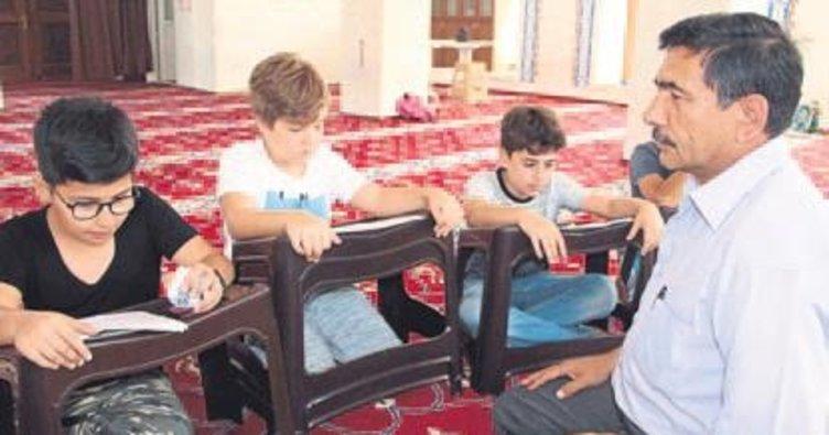 Çocuklar için Kur'an kursu