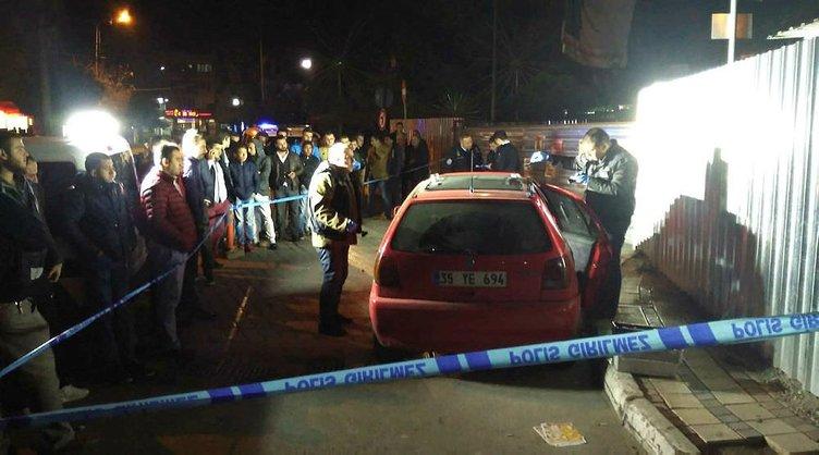 Arkadaşının otomobili içinde cesedi bulundu
