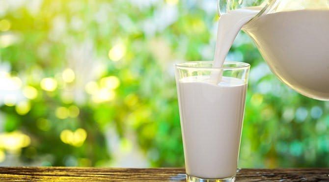 Günde 2 bardak süt ilaç gibi geliyor