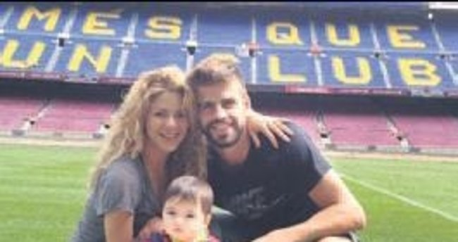 Barça'da anlaşmayı Shakira bağlamış!