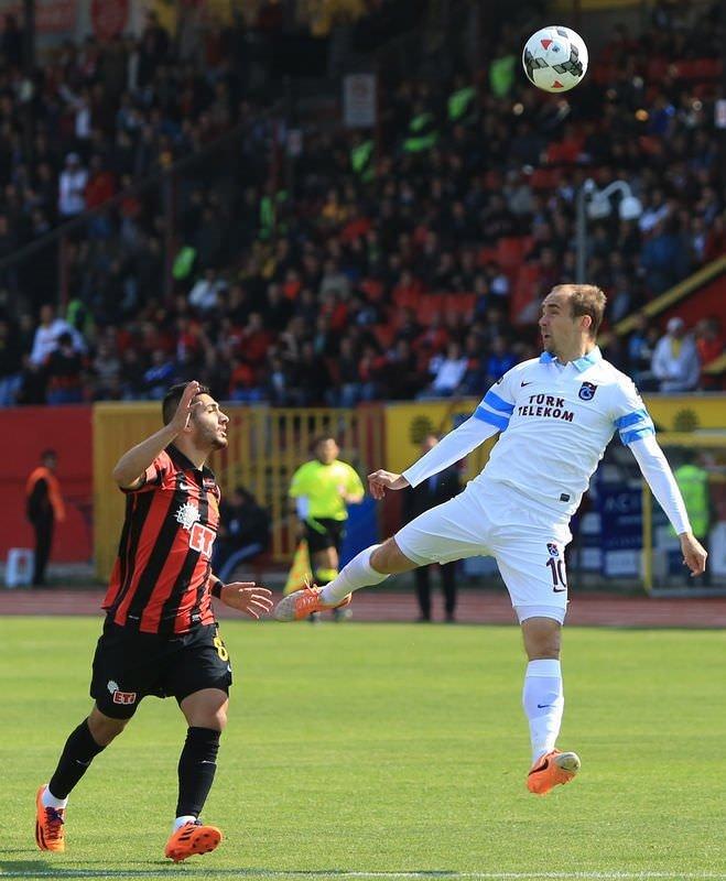 Eskişehirspor - Trabzonspor