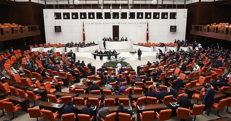 Meclis 15 Temmuz'da olağanüstü gündemle toplanacak